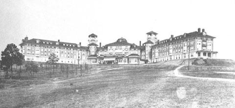 The Hampton Terrace Hotel